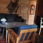 Hytte stor stue
