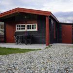 Stor hytte
